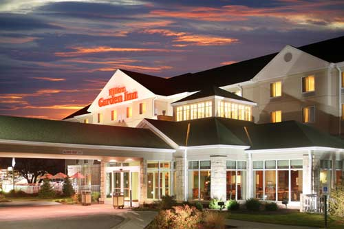 The Hilton Garden Inn Omaha West Hotel Is Located In Nebraska And Close To Prominent Office Buildings Parks Financial