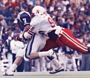 Lee Jones tackle