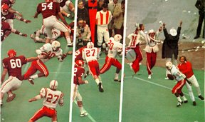 1971 Nebraska @ Oklahoma Football | HuskerMax game page
