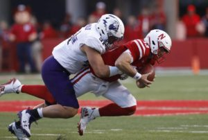 Tanner Lee sacked