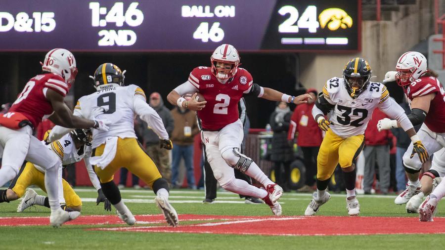 2019 Iowa At Nebraska Football Huskermax Game Page