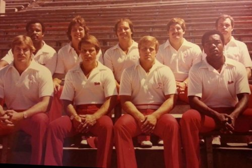 1980 Freshman Team Coaching Staff
