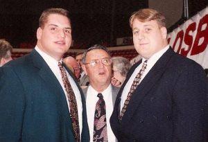 Kevin Raemakers, Bobby Bowden & Lance Lundberg