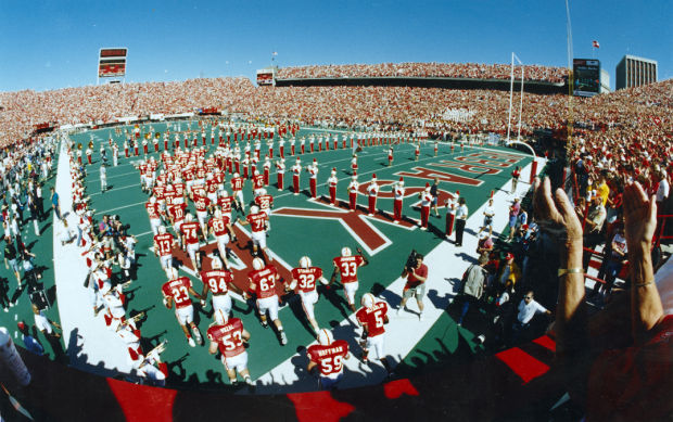 Tunnel Walk to daylight and the Sea of Red '94