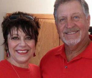 Diane & Ed Yeutter