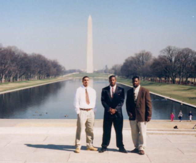 Clinton Childs in Washington DC