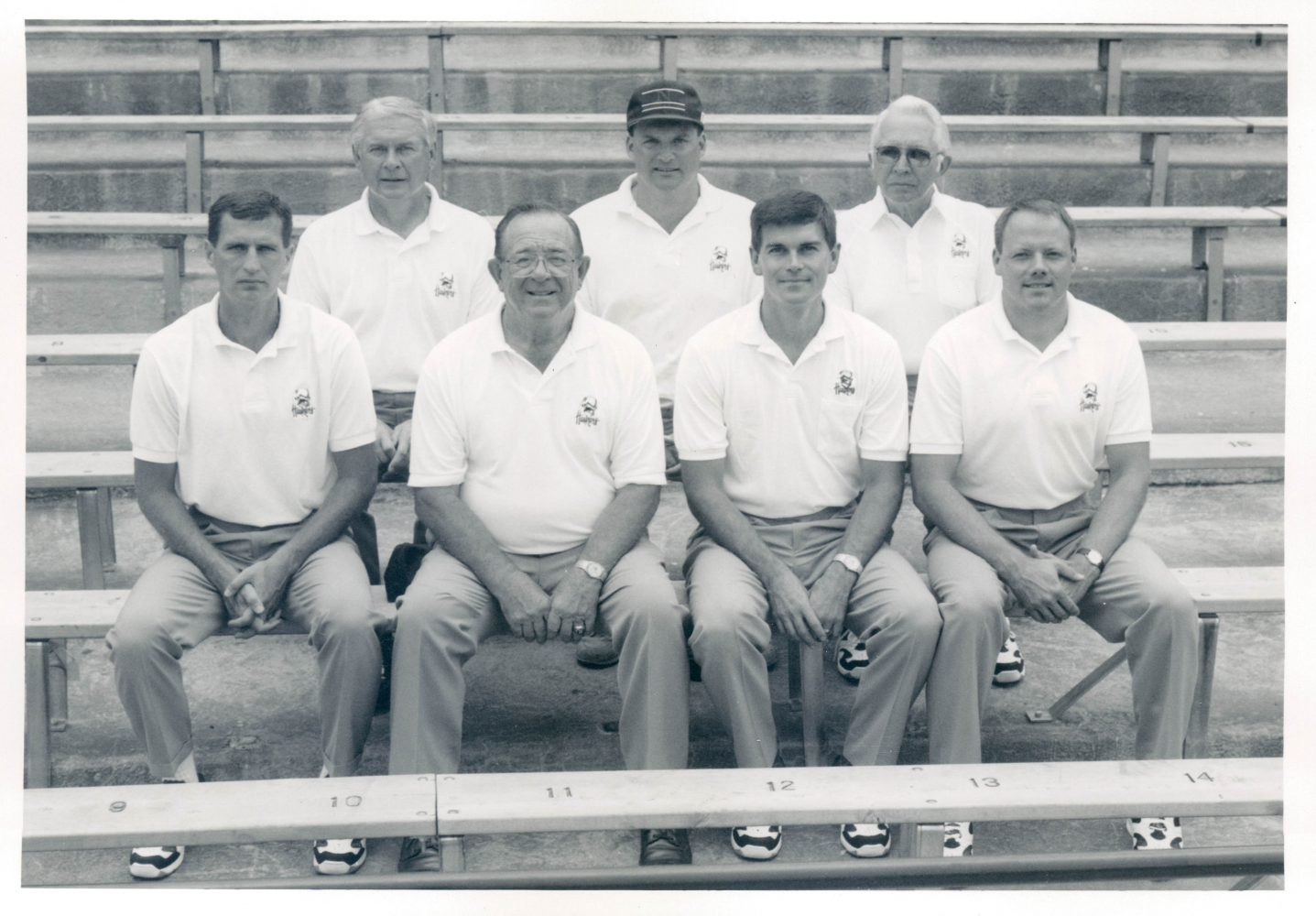 Nebraska Medical/Training Staff ~1994