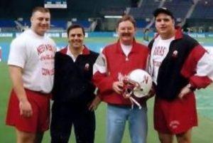 Tokyo Bowl '92: John Parrella, Randy Gobel, Dave Finn & Kevin Ramaekers