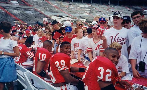 Fan Day '93