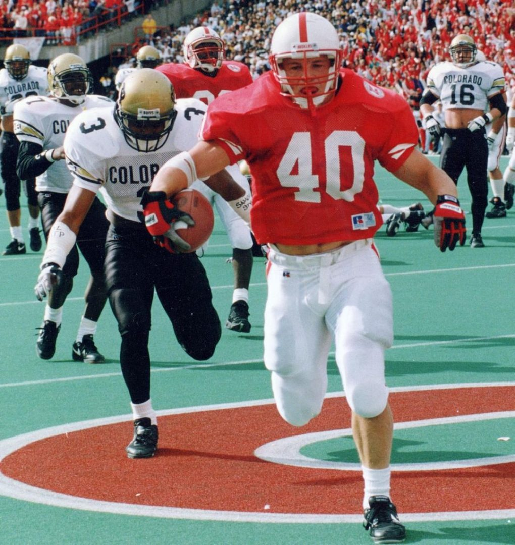 Schlesinger scores vs. Colorado, 1994.