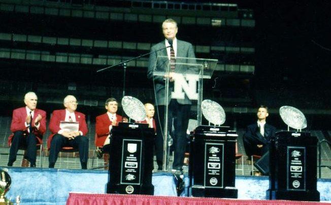 '97 Ring Ceremony