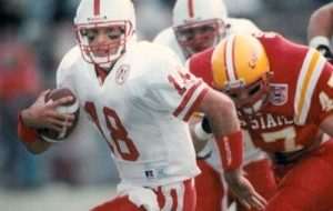 Brook Berringer vs Iowa State 1994