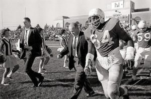 Tom Osborne and Bob Devaney