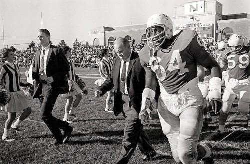Tom Osborne and Bob Devaney
