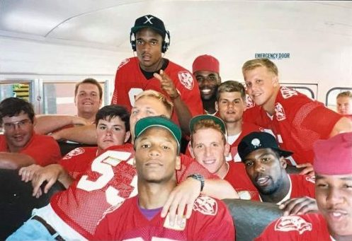 Shrine Bowl Crew circa '92