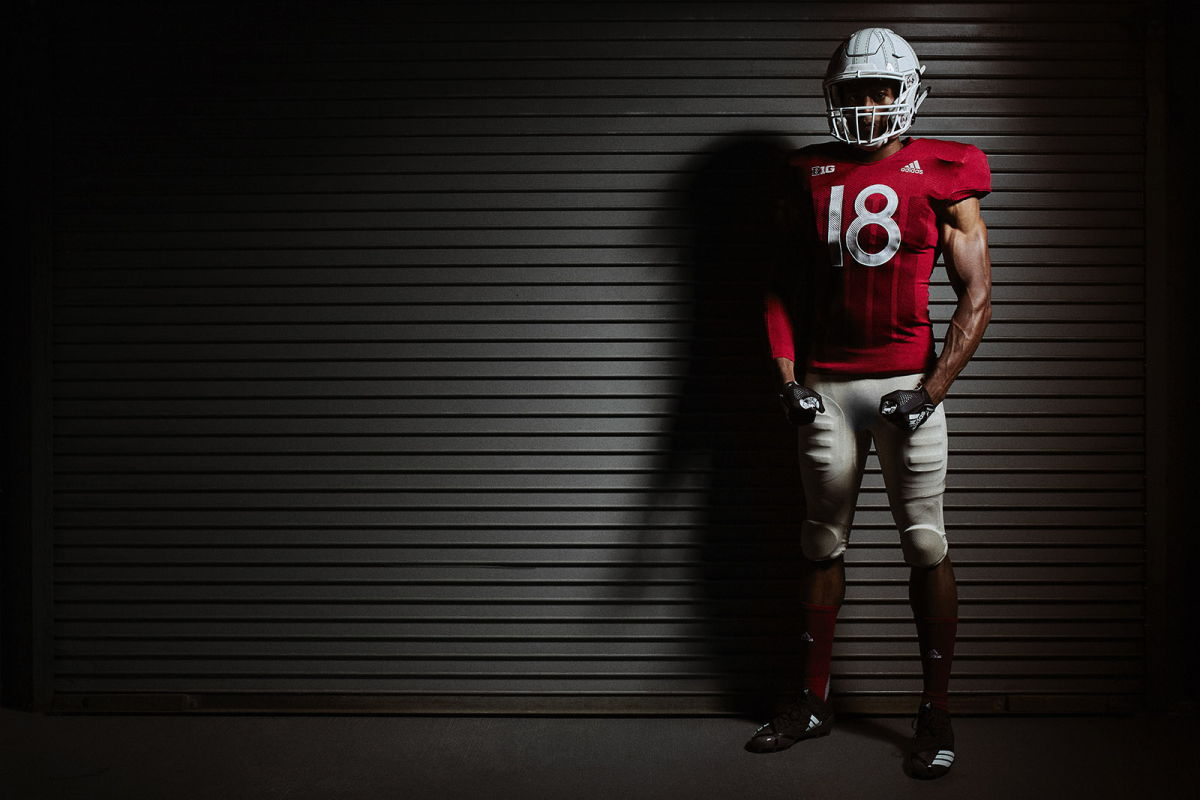 44ebe4f2d Similar to the 1923 Huskers' jerseys, the 2018 Nebraska 'Memorial Tribute'  uniform features a throwback tonal, paneled front. The buff-colored pant is  ...