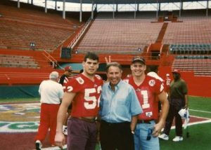 Aaron Penland, Lee Corso & Phil Ellis
