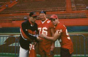 Matt Shaw, Joel Wilks & Aaron Penland