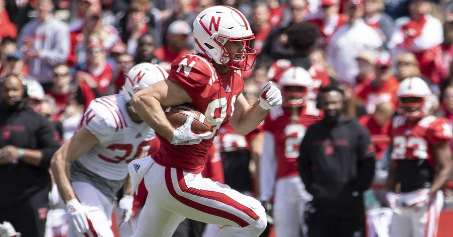 2019 Nebraska Football Red White Spring Game Huskermax