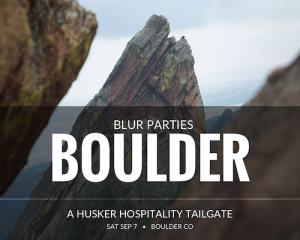 Blur Parties Boulder