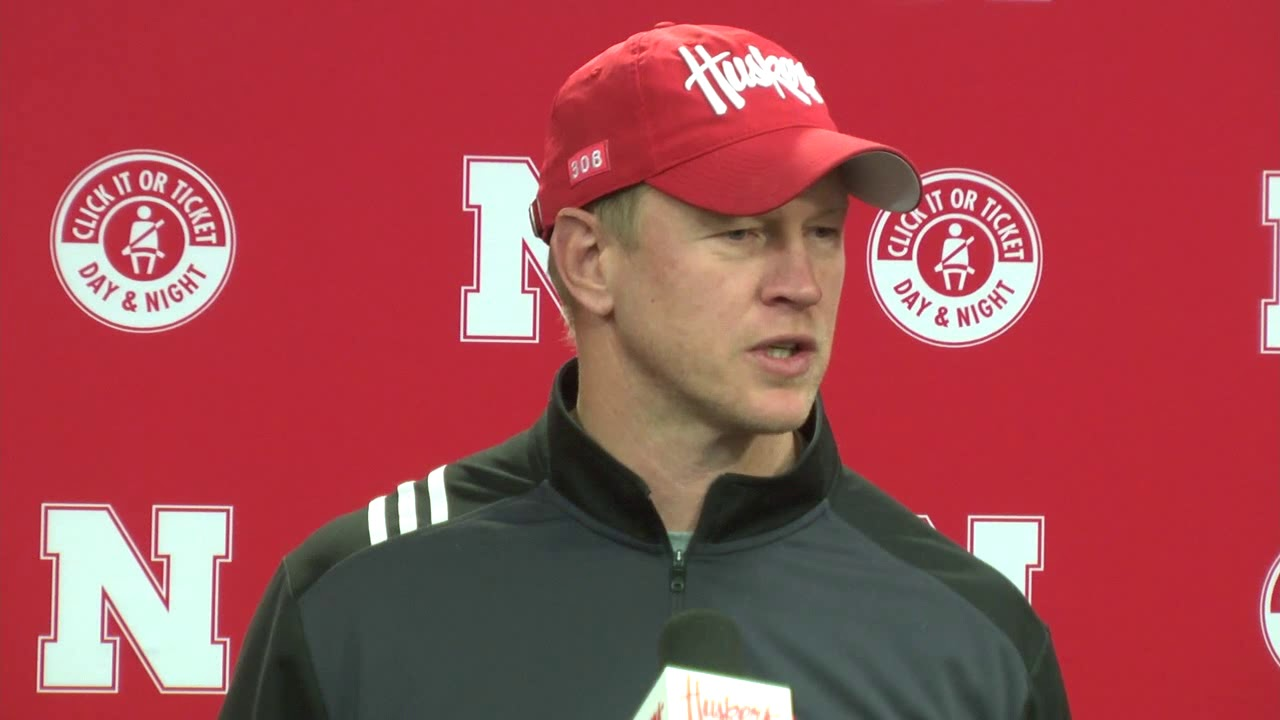 Pernell: Frost, Nebraska Trying to Finish Strong Class ...