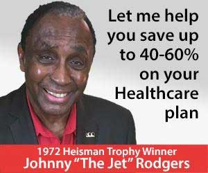 Johnny Rodgers True Advantage