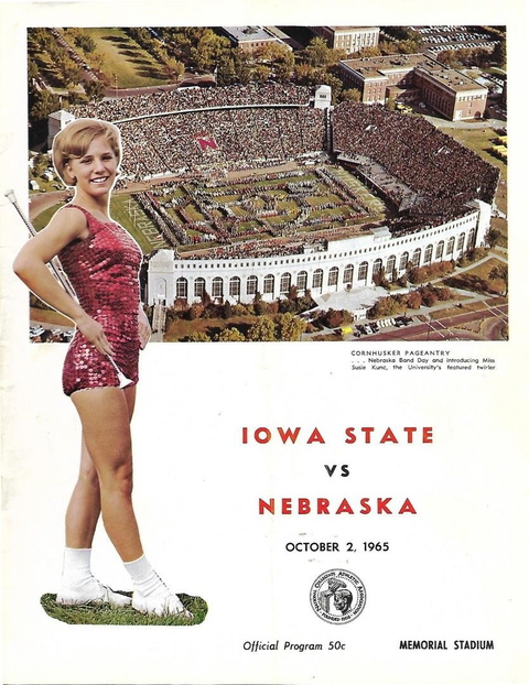 Game program cover