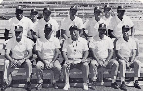 1970 coaching staff