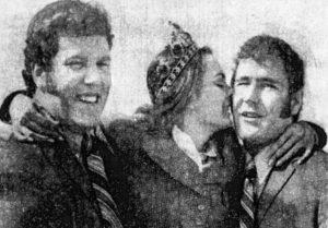 Bob Newton and Jerry Murtaugh