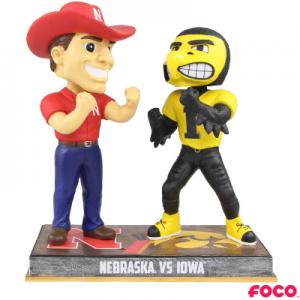 Nebraska vs. Iowa Bobblehead