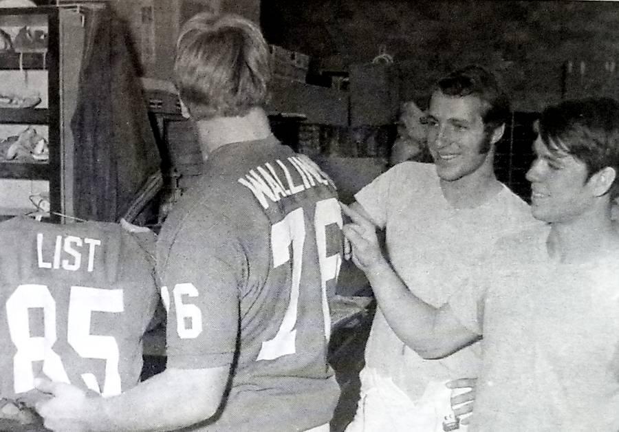 Dave Walline, Bill Kosch John Decker,