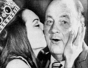 Devaney kissed