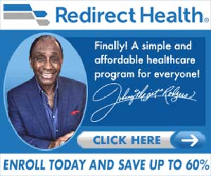 Johnny Rodgers, Redirect Health