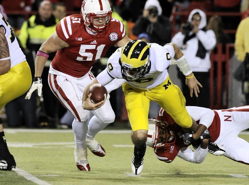 Defense vs. Michigan
