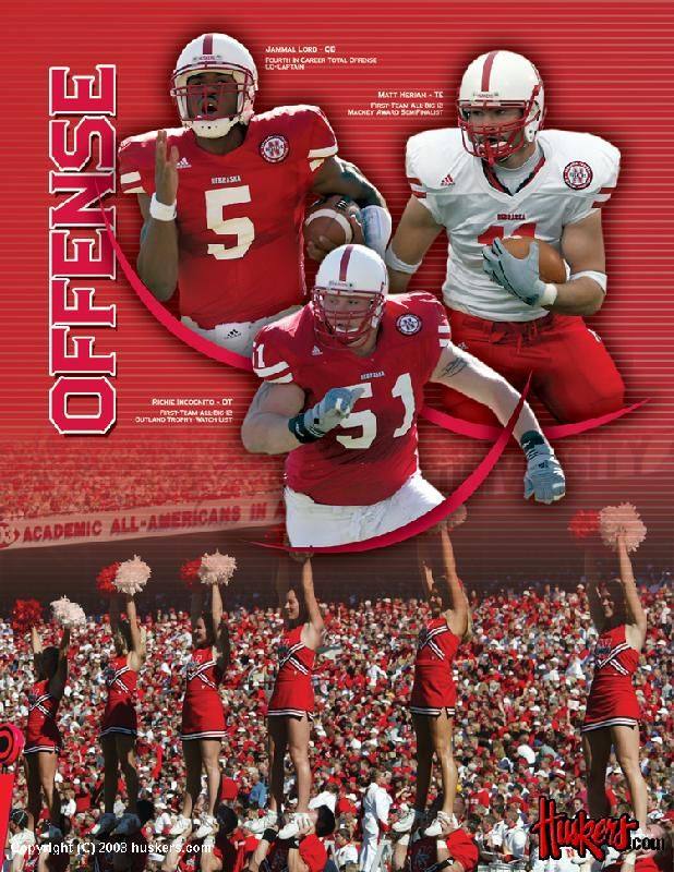 2003 Alamo Bowl Media Guide inside front cover